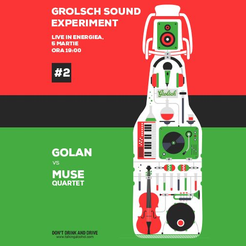 Grolsch Sound Experiment